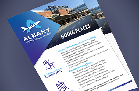 Albany Airport Sell Sheet